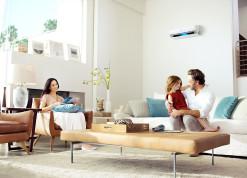 Verwarmen en koelen met een single split warmtepomp airco