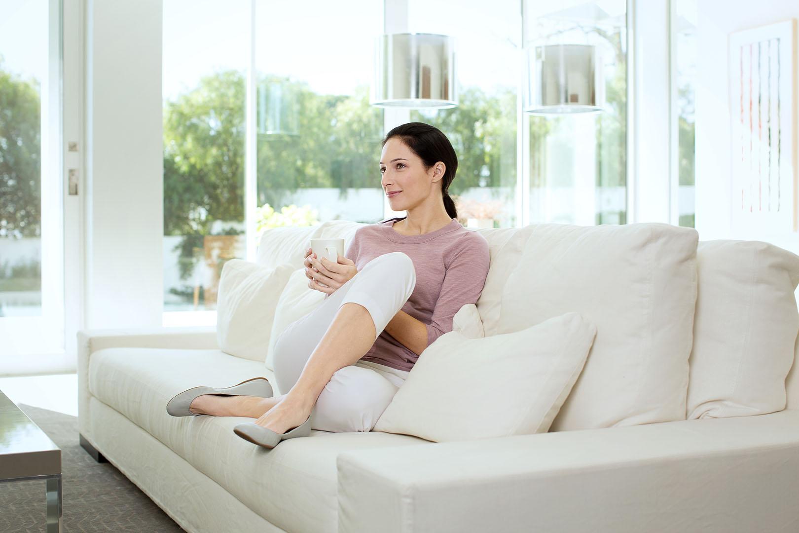 Comfort en eenvoud met een Smart Home wifi bediening van Samsung