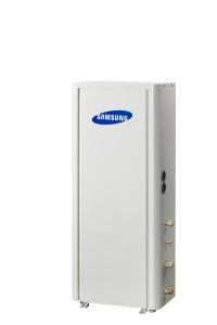 Samsung hoog temperatuurs hydro unit voor productie van sanitair warm water