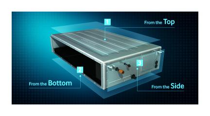 Eenvoudige installatie van een Samsung warmtepomp airco