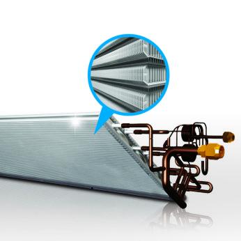 Innovatieve technologie Samsung warmtepomp airco kanaalmodel