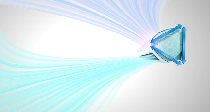 Optimale luchtverdeling met een Samsung single split warmtepomp airco