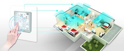 Meerdere ruimten verwarmen en koelen met een Samsung warmtepomp airco