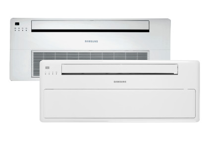 Samsung 1-weg cassette single split warmtepomp airco