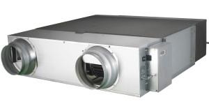 Samsung ERV balansventilatie unit met warmteterugwinning
