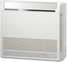 Verwarmen en koelen met een Samsung single split consolemodel warmtepomp airco