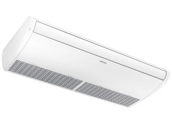 Samsung groot plafond onderbouw model warmtepomp airco