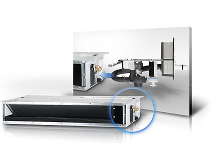 Condenswaterpomp Samsung kanaalmodel warmtepomp en airco