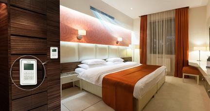 Samsung kanaalmodel airco warmtepomp in hotels