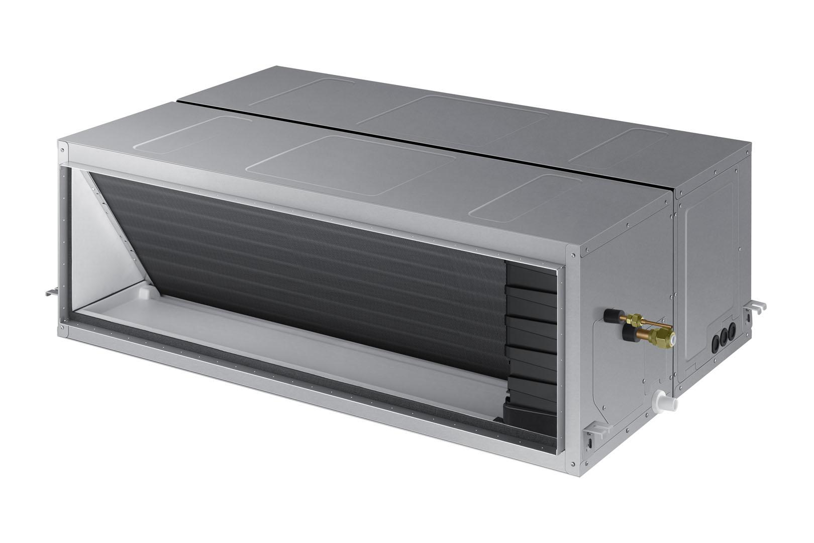 Samsung kanaalmodel warmtepomp airco voor utiliteit