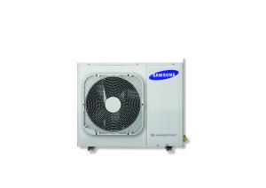 Samsung lucht water warmtepomp monobloc