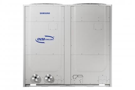 Inverter chiller warmtepomp DVM Samsung