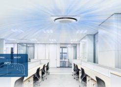 Luchtstroom heeft een grote invloed op het comfort van het binnenklimaat