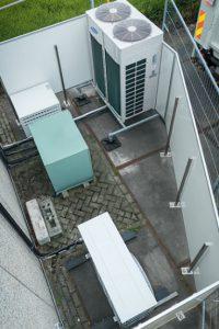Samsung VRF-DVM buitendelen Langerak de Jong Puur Klimaatcomfort