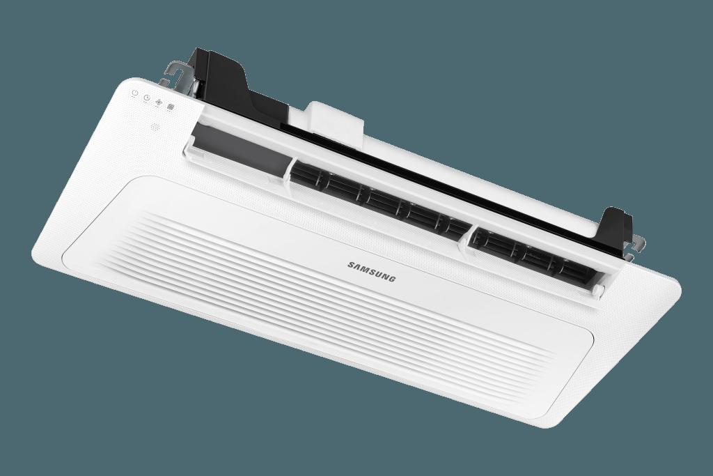 Samsung 1 weg cassette plafond airconditioning open