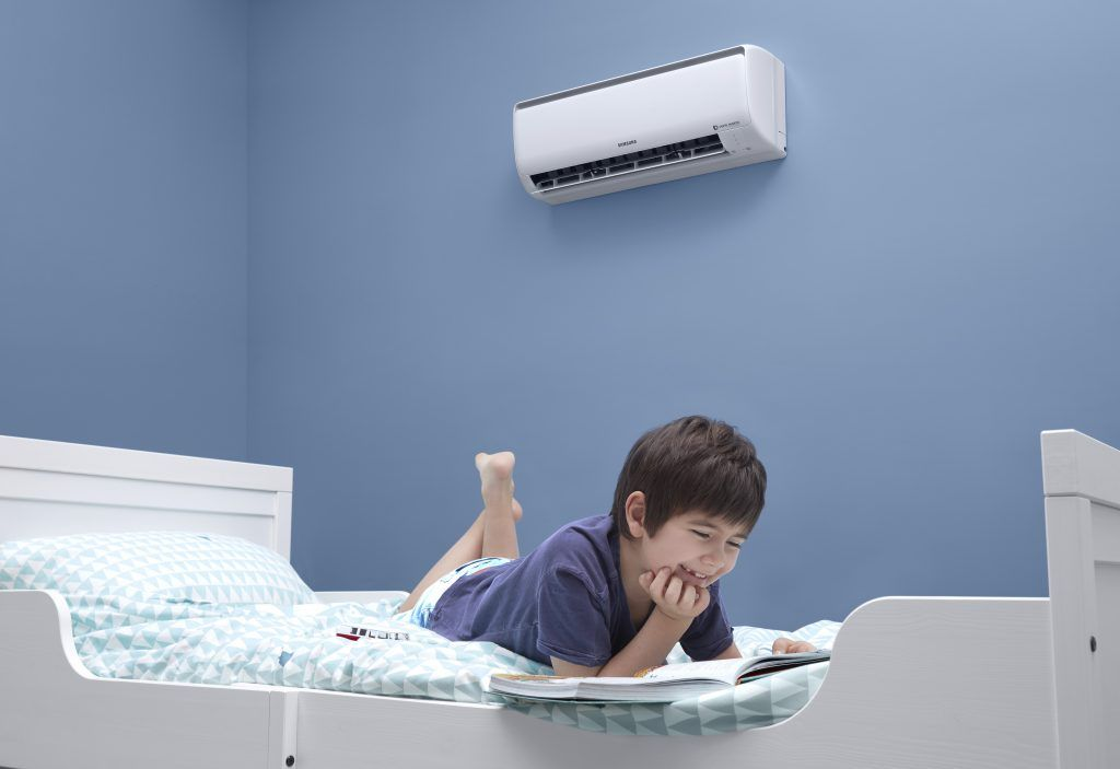 Samsung ambrava Maldives airconditioner slaapkamer good sleep