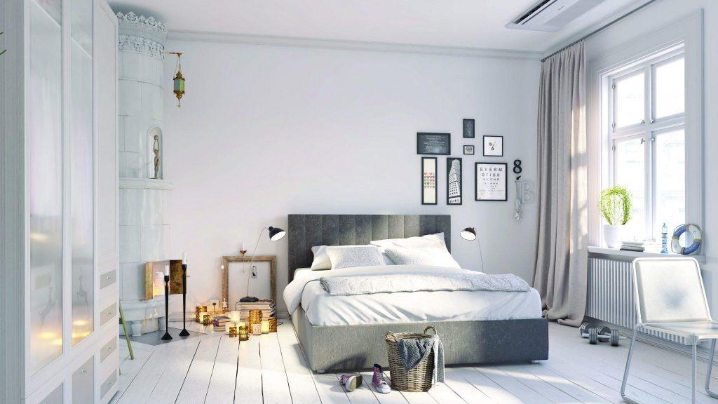 Samsung Wind Free 1 weg cassette slaapkamer