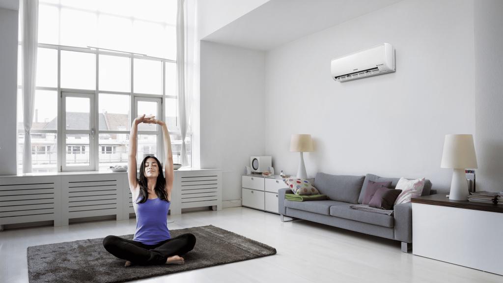 Samsung Ambrava maldives airconditioning