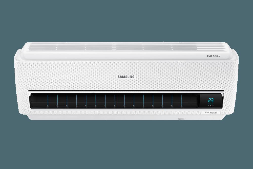 Wind Free warmtepomp airconditioning Samsung
