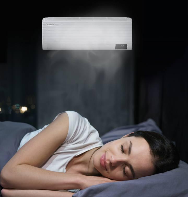 Samsung wind-free good sleep