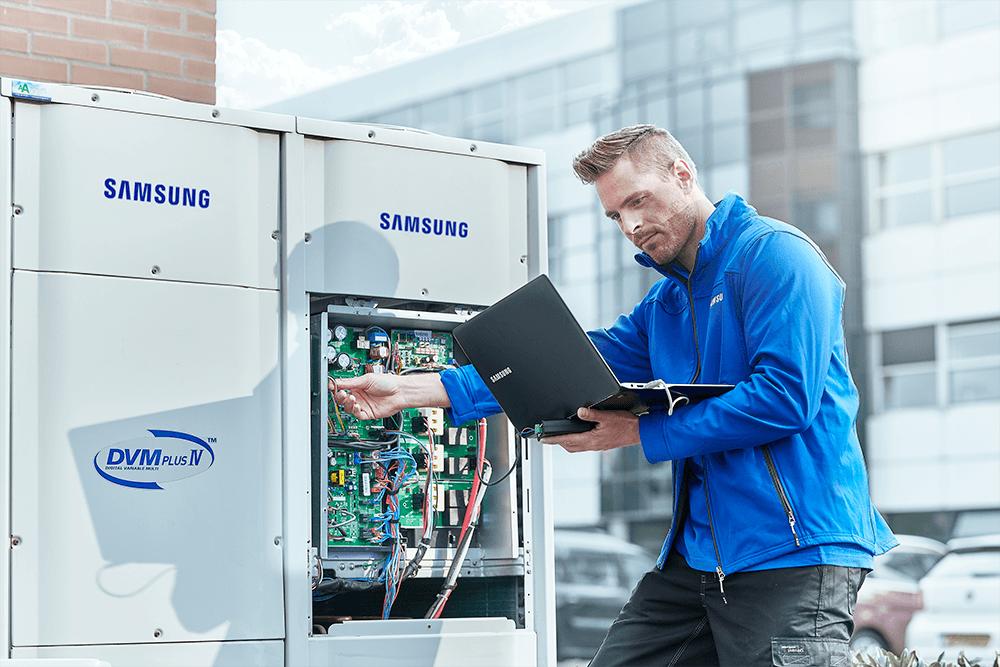 Samsung service app installateur