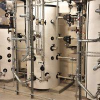 Laagtemperatuur water met LT Hydro-units